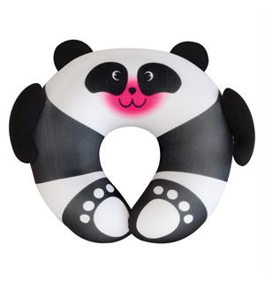 Fun Travel Neck Pillow - Panda Nakkepute