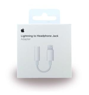 Apple Lightning to 3.5mm Overgang Lightning til 3.5mm