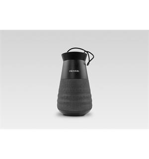 Microlab Lighthouse, black Bluetooth høyttaler, svart