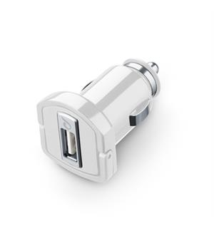 USB Car Charger 10W Apple 12/24 V USB-lader for iPhone, FC