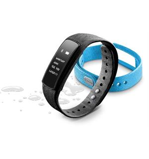 Easyfit Touch 2 Fitness Tracker Touch, black/blue