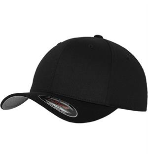 FLEXFIT® Caps, Black L/XL 6277 BLACK