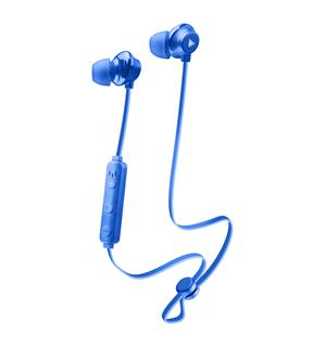 Musicsound BT Earphones, blue Øreplugger med blåtann