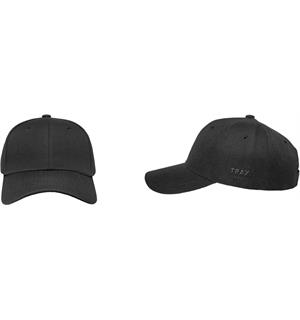 TRAX & CO™ Baseball Caps Black , one siz Signature Edition