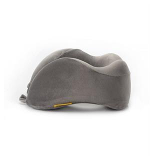 Tranquillity Neck Pillow - wide, Grå Nakkepute