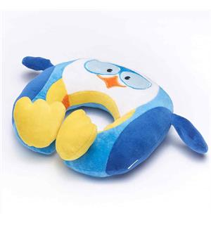 Nakkepute - Puffy the Penguin Travel Blue Nakkepute