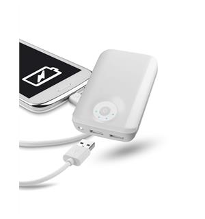 CL Nødlader USB 6600 mAh For Smartphones, iPads, tablets etc