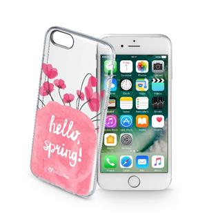 CL Back case iPhone 7 / 8 , Bloom Back case, Bloom for iPhone 7 / 8